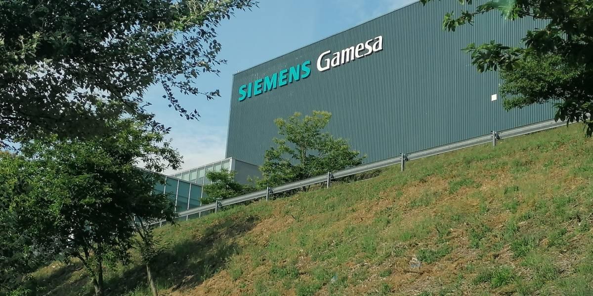 España.-Economía/Empresas.- Siemens Gamesa anuncia el cierre de su centro en Aoiz (Navarra), con un total de 239 trabajadores