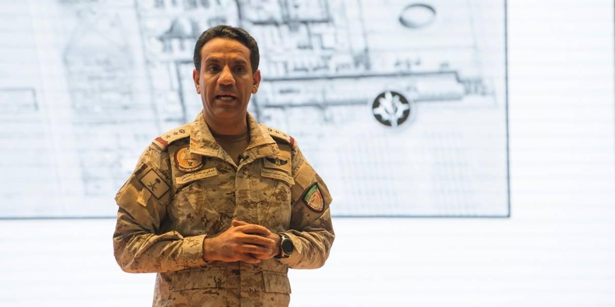 Yemen.- Arabia Saudí anuncia la interceptación de dos cargamentos de armas supuestamente enviados por Irán a los huthis