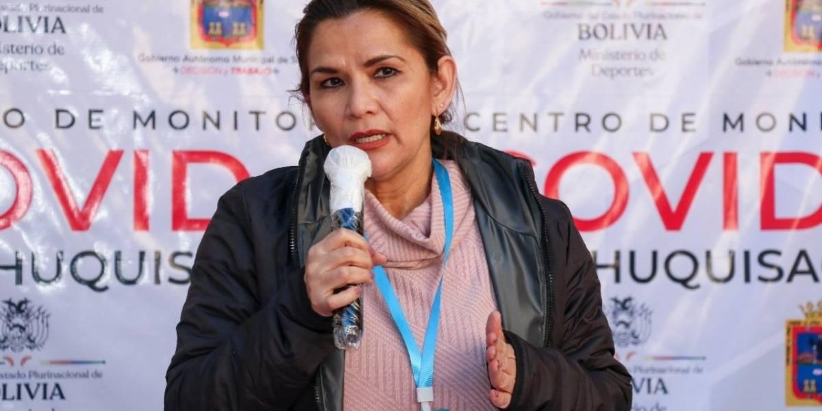 """Bolivia.- El Gobierno de Áñez alerta de nuevos intentos de """"desestabilización"""" por parte de Morales y sus """"aliados"""""""