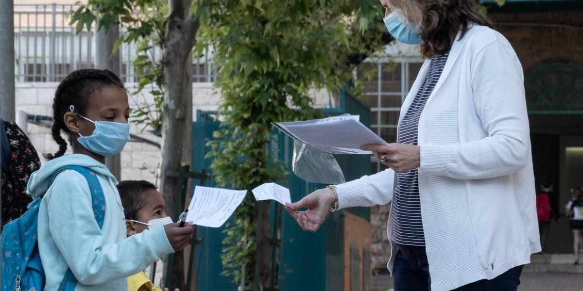 Coronavirus.- Israel registra su segunda cifra más alta de contagios y supera la barrera de los 25.000 casos