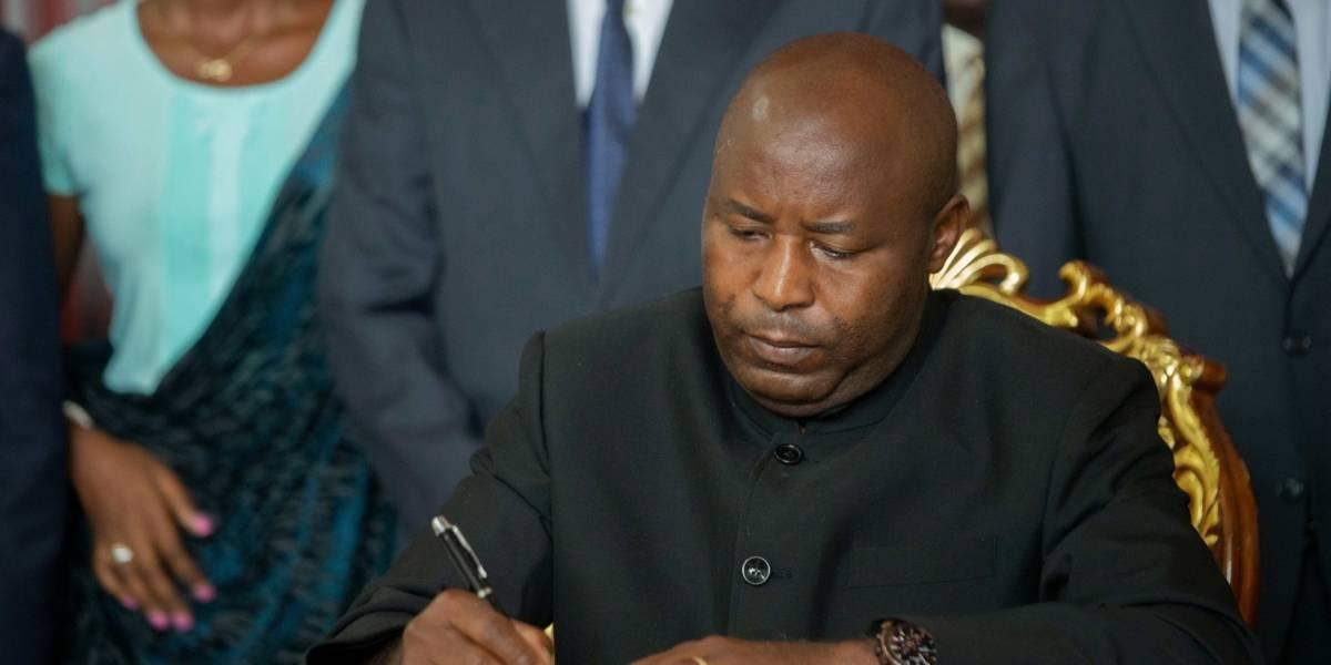Coronavirus.- El nuevo presidente de Burundi cambia de estrategia y anuncia una campaña contra el coronavirus