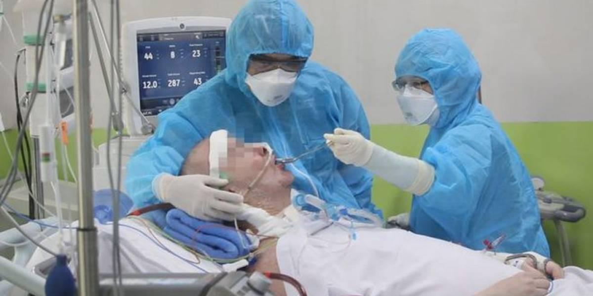 El extraordinario caso de paciente por Covid-19 que mantuvo en vilo a un país