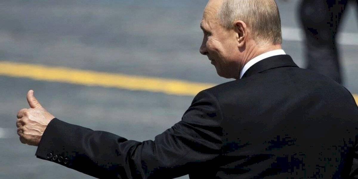 Vladimir Putin está cerca del cambio para gobernar 16 años más