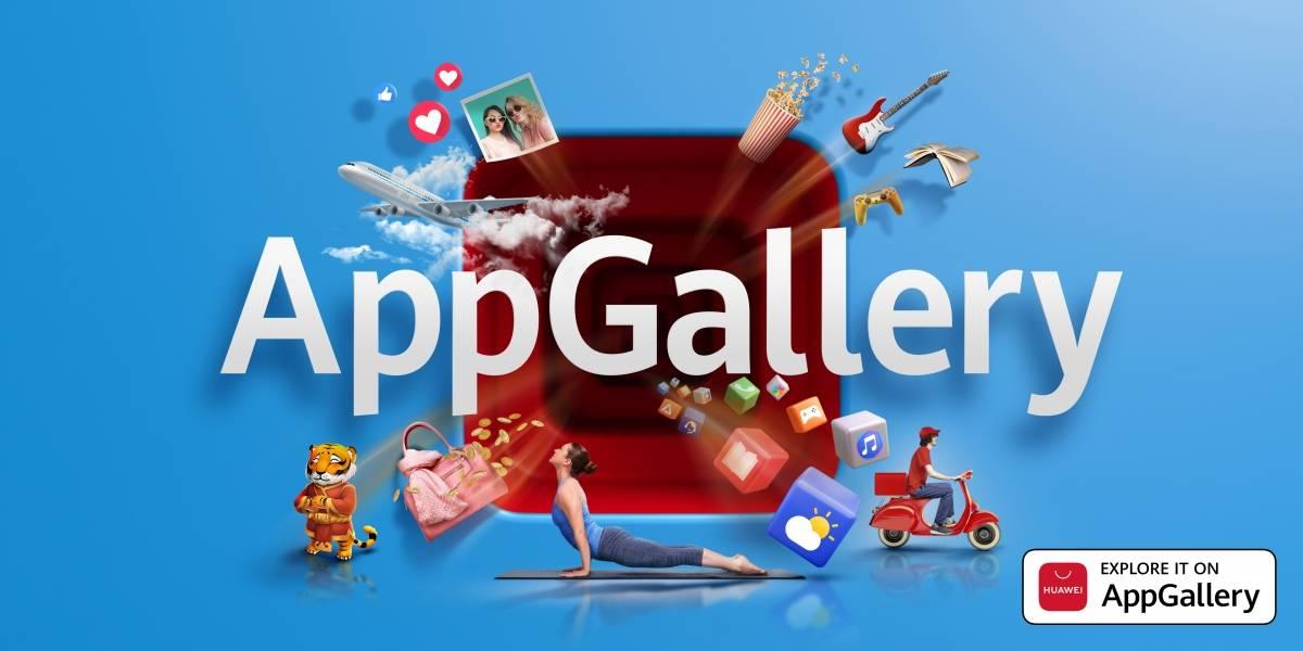 Huawei cambia las reglas del juego y presenta su propia tienda de aplicaciones AppGallery
