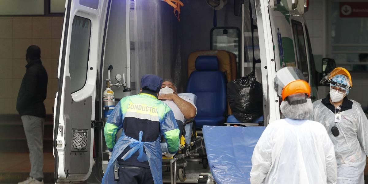 Drama familiar en Puente Alto: muere trabajador de la salud por coronavirus y sus dos hijos están graves