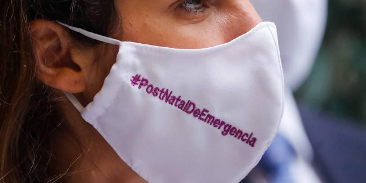 Comisión mixta aprueba admisibilidad del proyecto de postnatal de emergencia