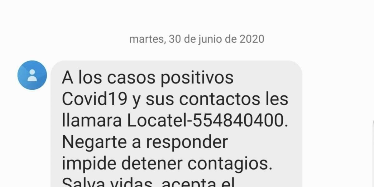 Modificarán SMS sobre Covid-19 para evitar sustos en la CDMX