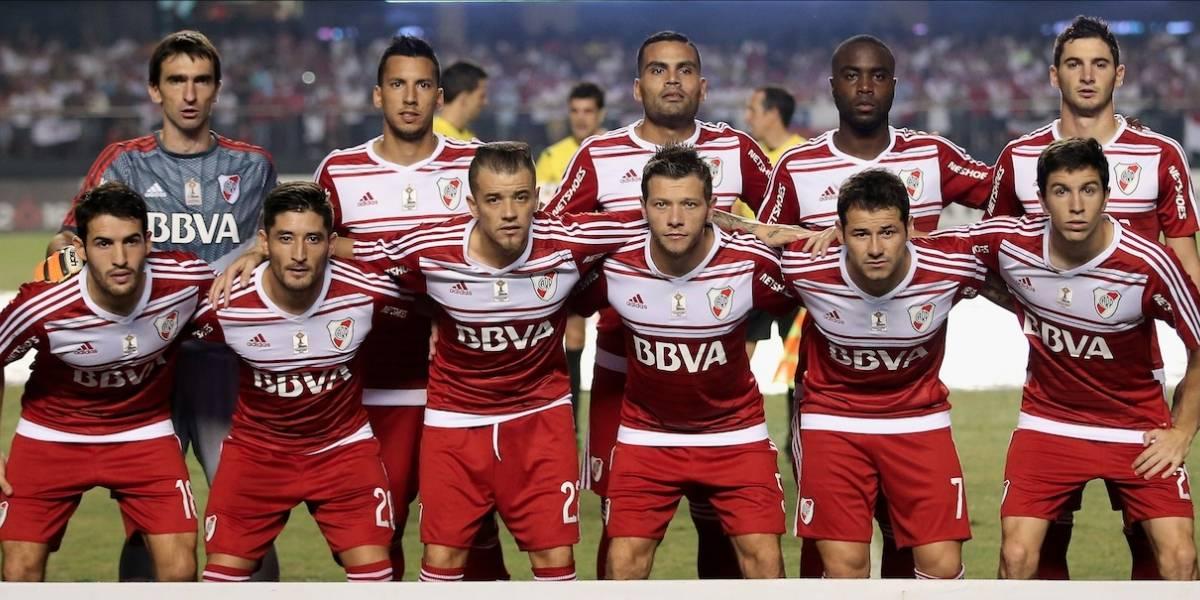 ¡Honor para Quintero y Borré! Histórico de River Plate sueña con regresar pronto al equipo