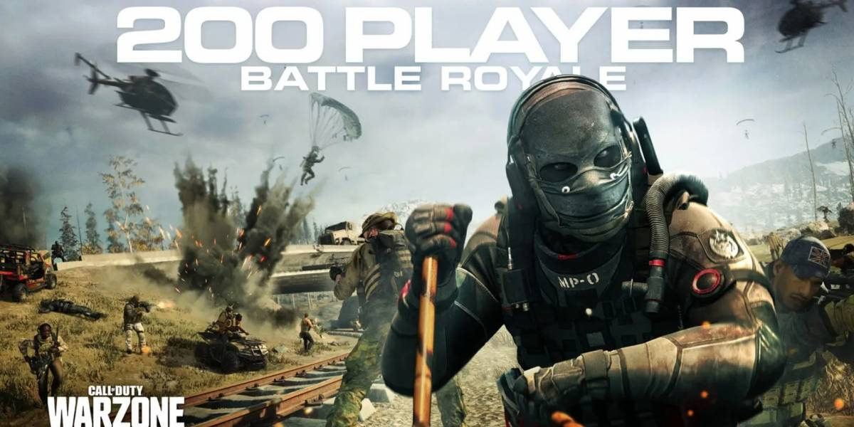 Atualização da temporada 4 de Call of Duty: Modern Warfare traz Warzone de 200 jogadores