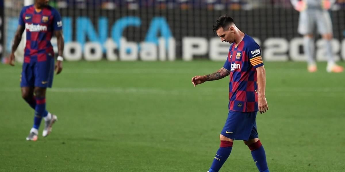 ¡Jaque para los culés! El golazo 700 de Messi no alcanzó contra el Atlético y celebra el Real Madrid