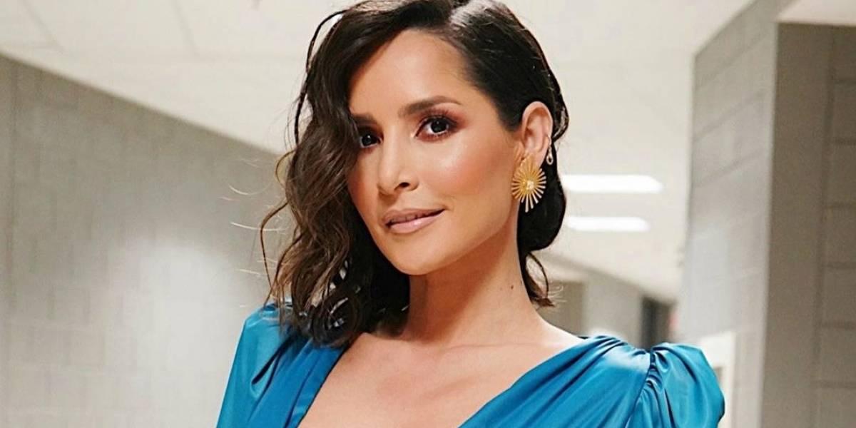 Carmen Villalobos muestra su belleza sin una gota de maquillaje mientras da tips a sus fans