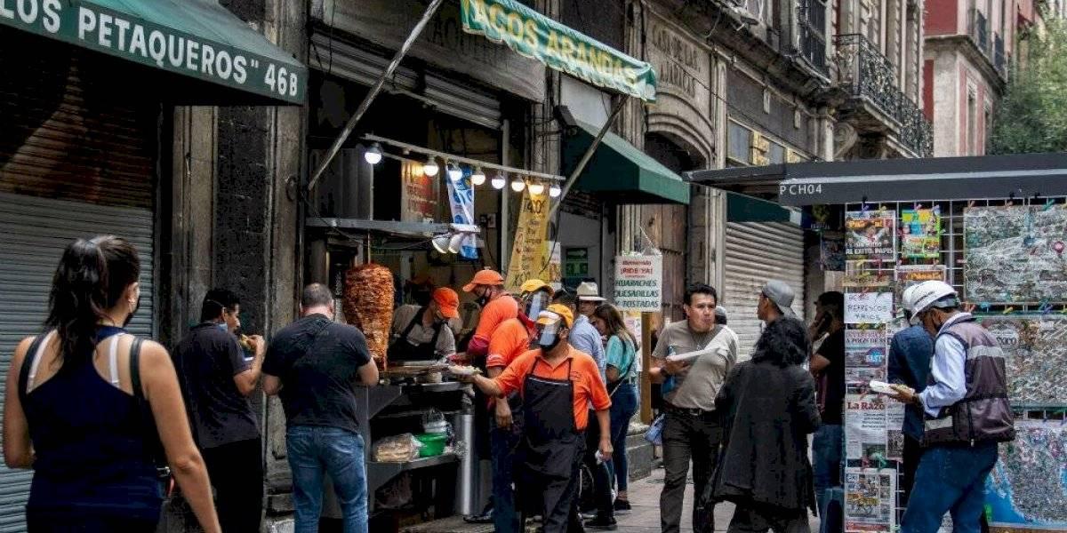 Fotos: Así inician nueva normalidad los negocios del Centro Histórico