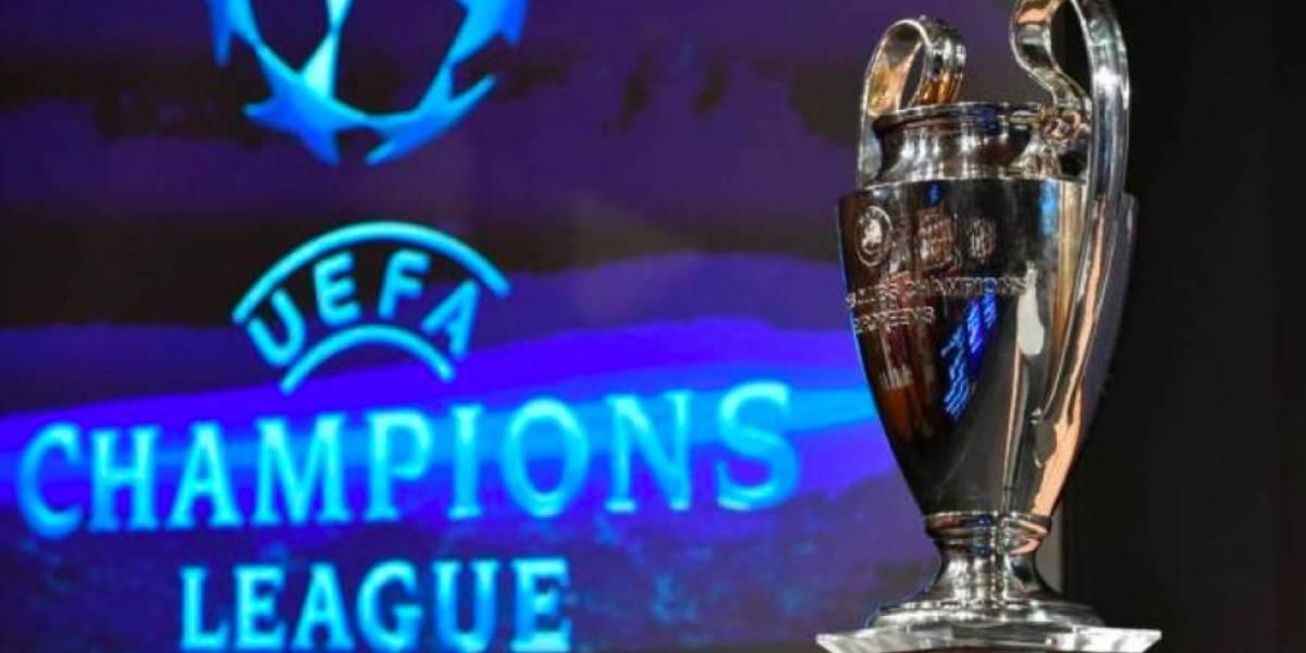 Se sortearon los cruces de cuartos de final de la Champions League