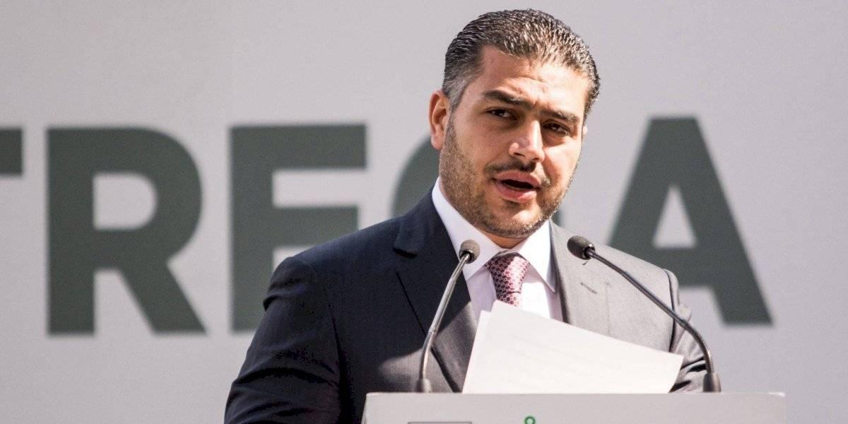 Mandan mensaje en contra de Omar García Harfuch