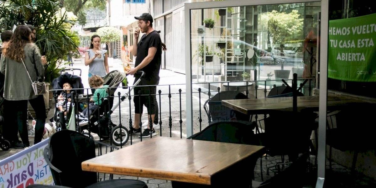 Restaurantes reabrirán al 40% de su capacidad y sin música