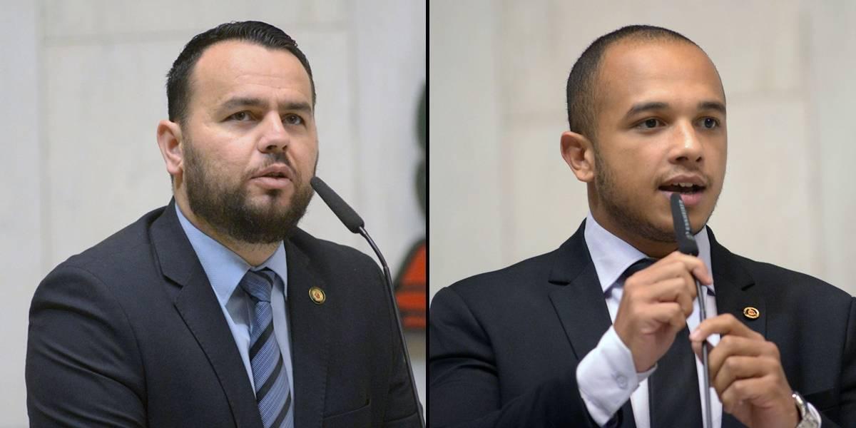 Deputados do PSL são afastados de atividades na Alesp