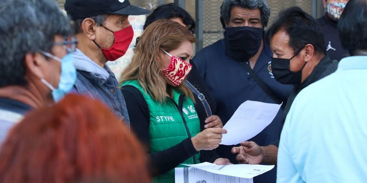 Coronavirus mantiene en la congeladora a 19.4 millones de trabajadores: Inegi