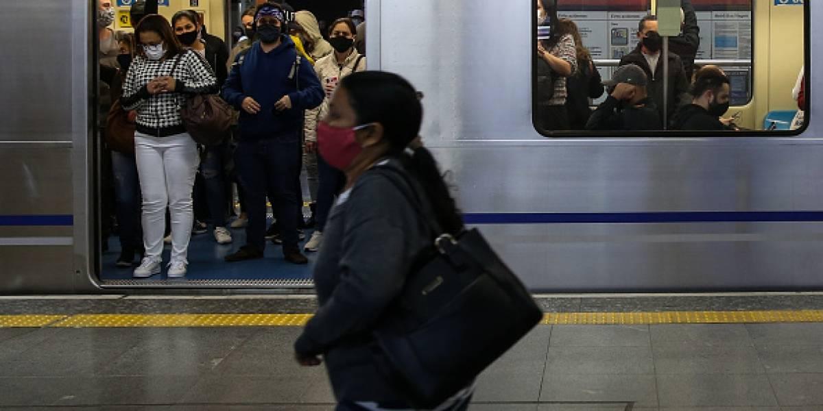Com aumento de demanda, Metrô de SP reabre acessos em estações