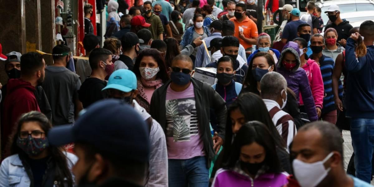 São Paulo registra 316 novas mortes por covid-19; veja balanço de quarta
