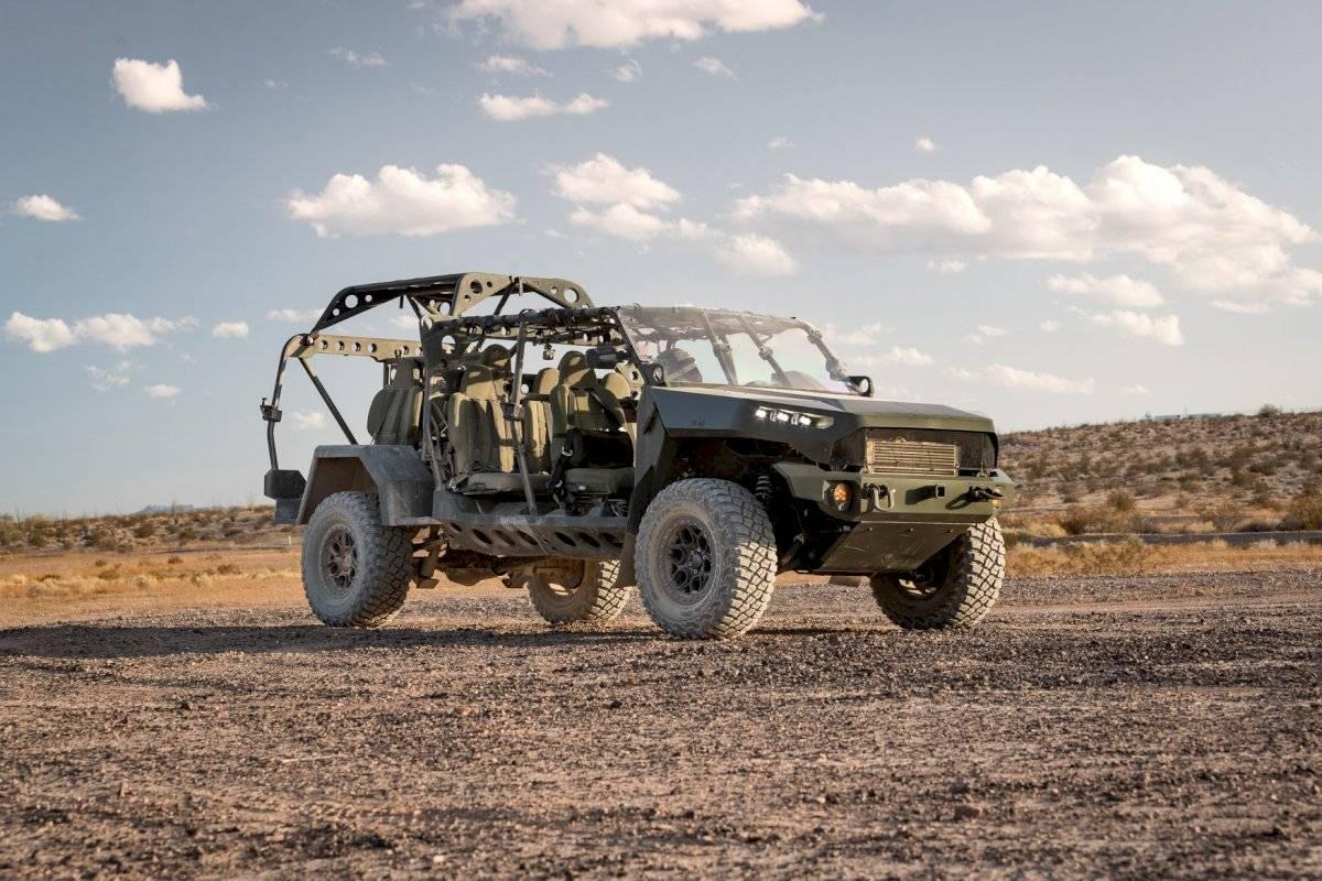 GM Defense logra contrato millonario para producir vehículos militares en Estados Unidos