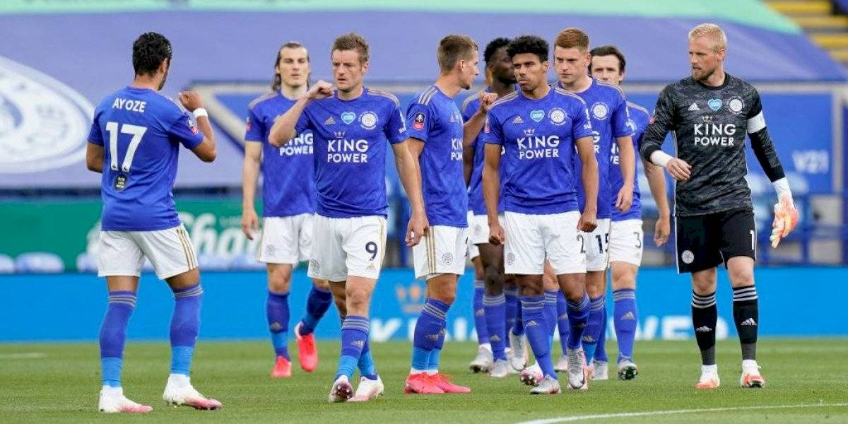 La Premier League tiene planes de contingencia ante el aumento de casos en Leicester