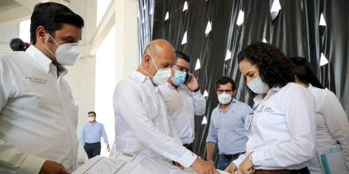 Gobernador de Nayarit confirmó que los hospitales ya están saturados debido al Covid-19