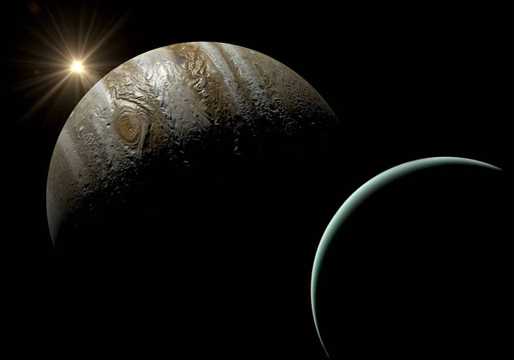 Oposición de Júpiter
