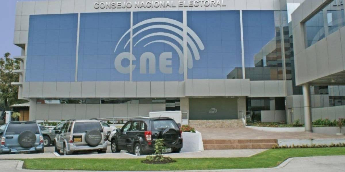 Fiscalía inicia investigación ante amenazas de muerte a vocales del CNE