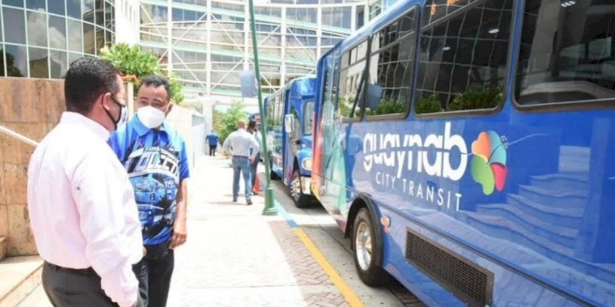 Municipio de Guaynabo reanuda su servicio de transporte colectivo