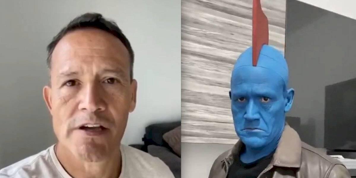 James Gunn reacciona al TikTok de Luis Hernández