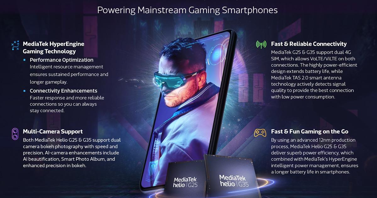 MediaTek Procesadores Gaming