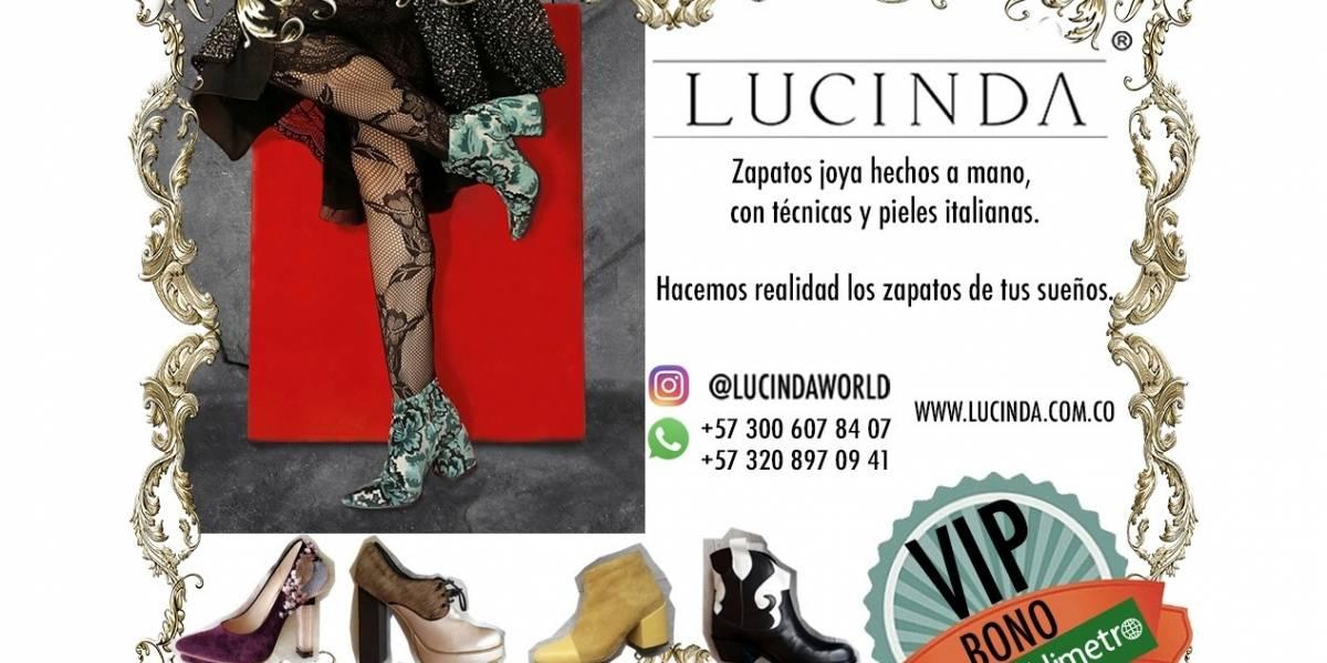 Lucinda: zapatos especiales para ti