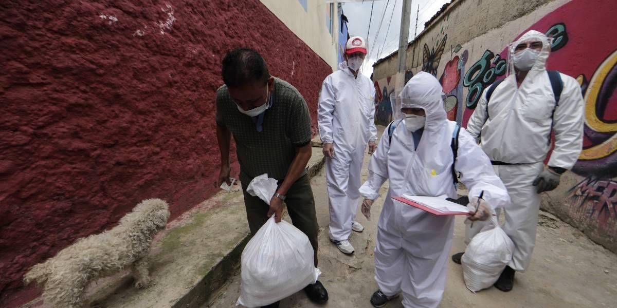 Coronavirus.- Colombia se acerca a los 100.000 casos tras una subida del 33 por ciento en la última semana
