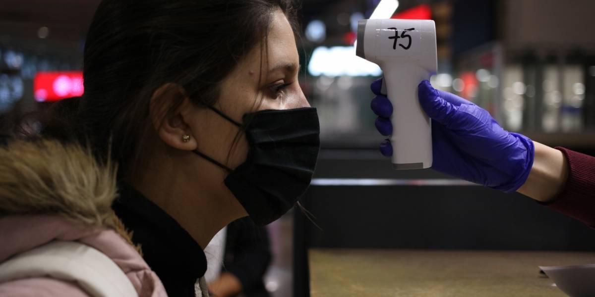 Chile sumó 3394 contagios y 13 nuevos decesos | Chile, coronavirus, casos
