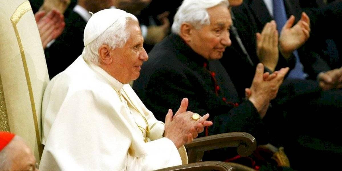 Muere el hermano mayor del papa emérito Benedicto XVI