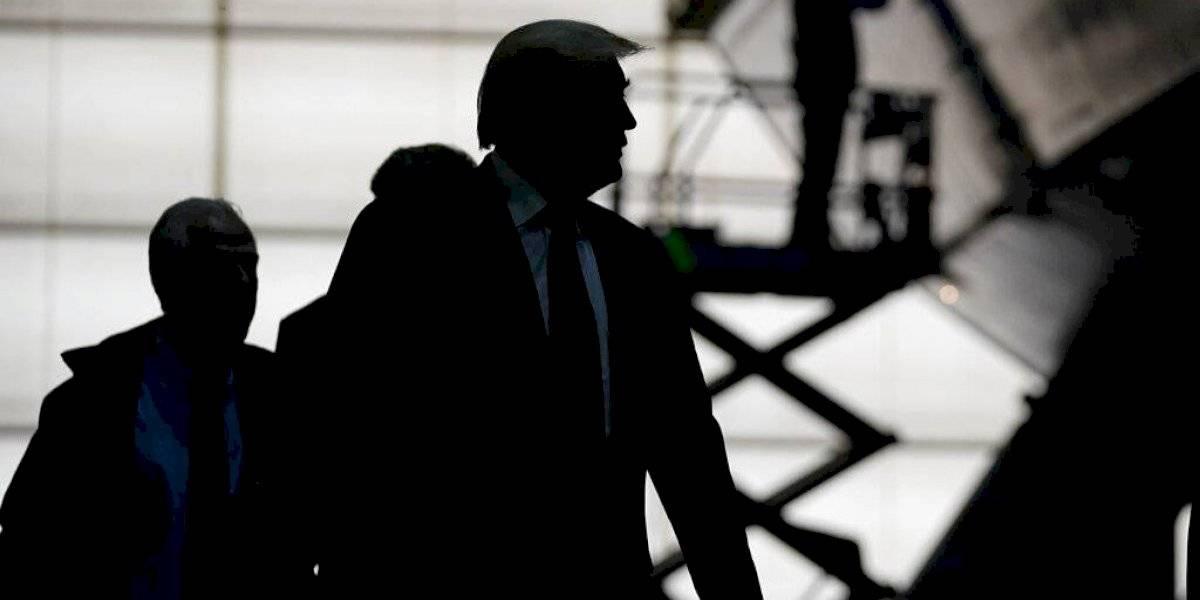 """Trump: versiones de recompensas rusas son """"noticias falsas"""""""