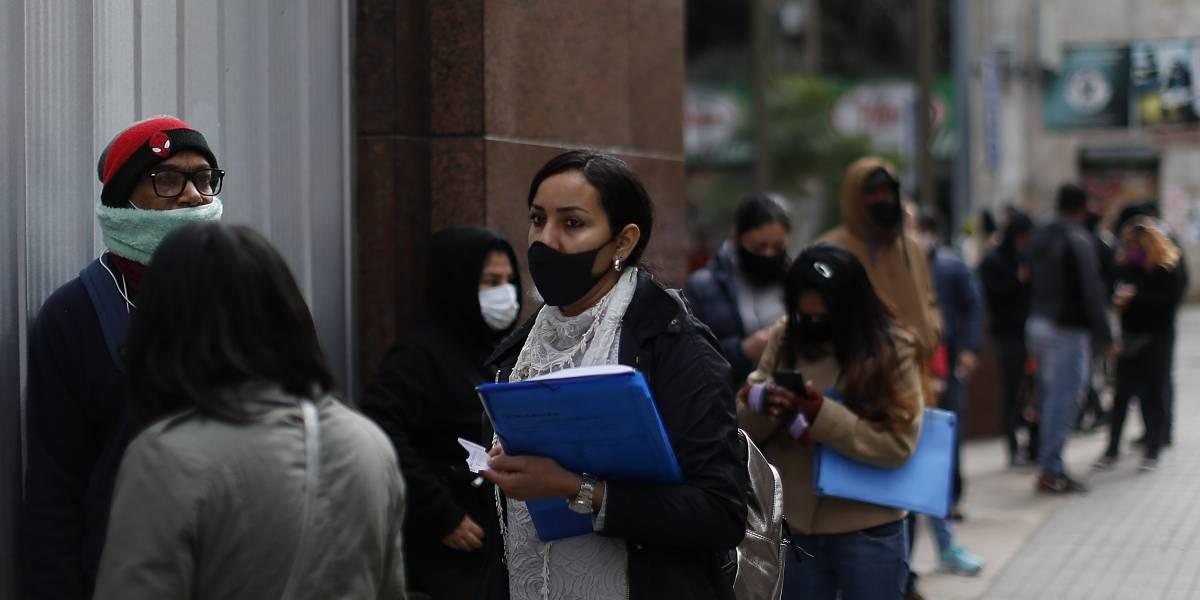 Permisos temporales volvieron a superar el millón de solicitudes en las últimas horas, según Carabineros
