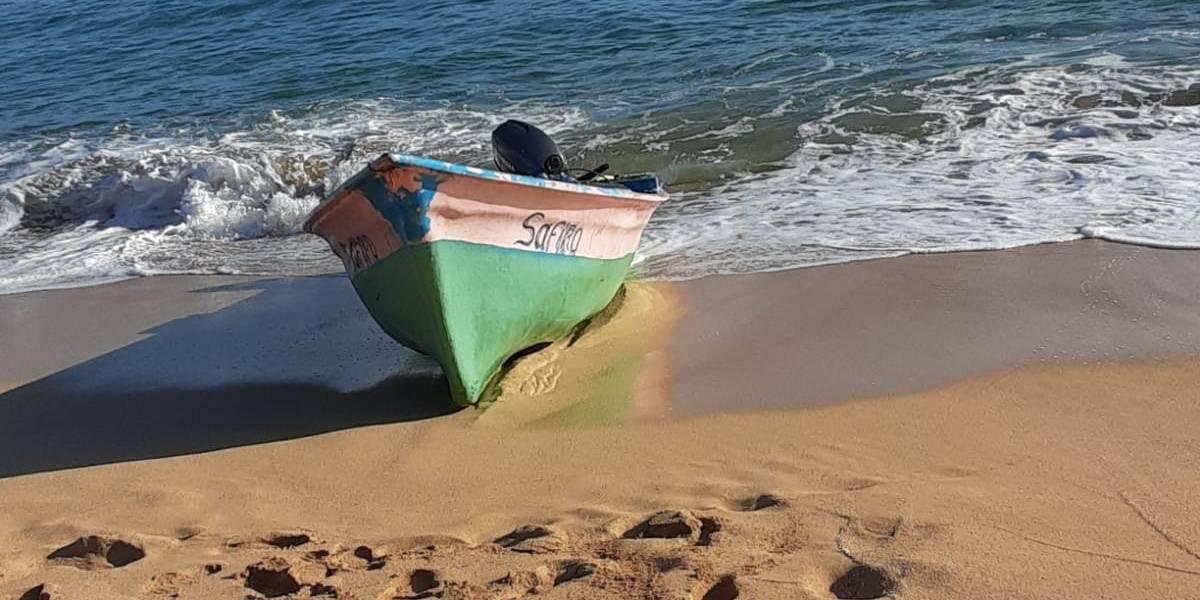 Autoridades intervienen con indocumentados en costas del oeste