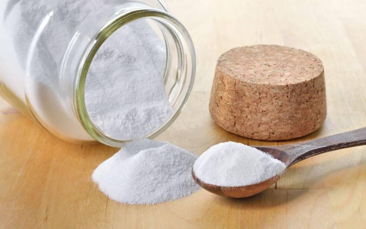 El bicarbonato de sodio elimina hongos y bacterias