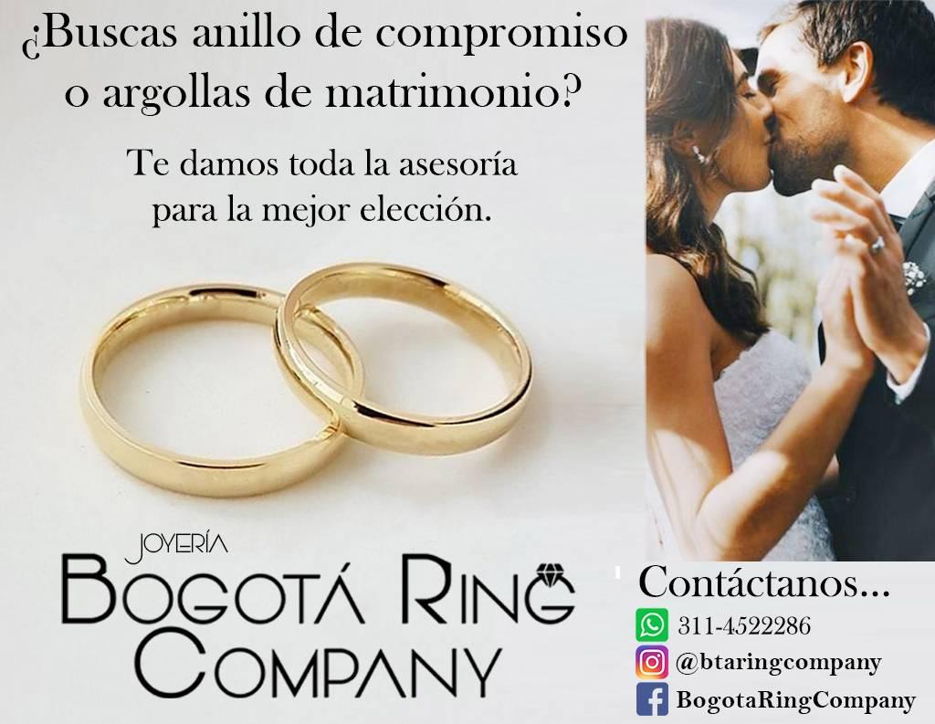 Bogotá Ring Company: Joyería con diseños exclusivos