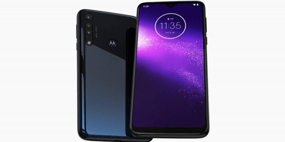Se lanza en Chile el Motorola One Fusion, y el precio no está nada de mal