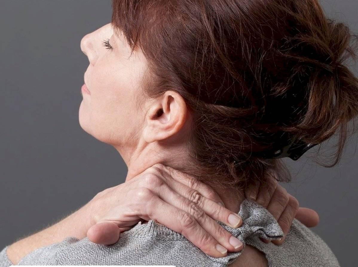 dolor cervicales