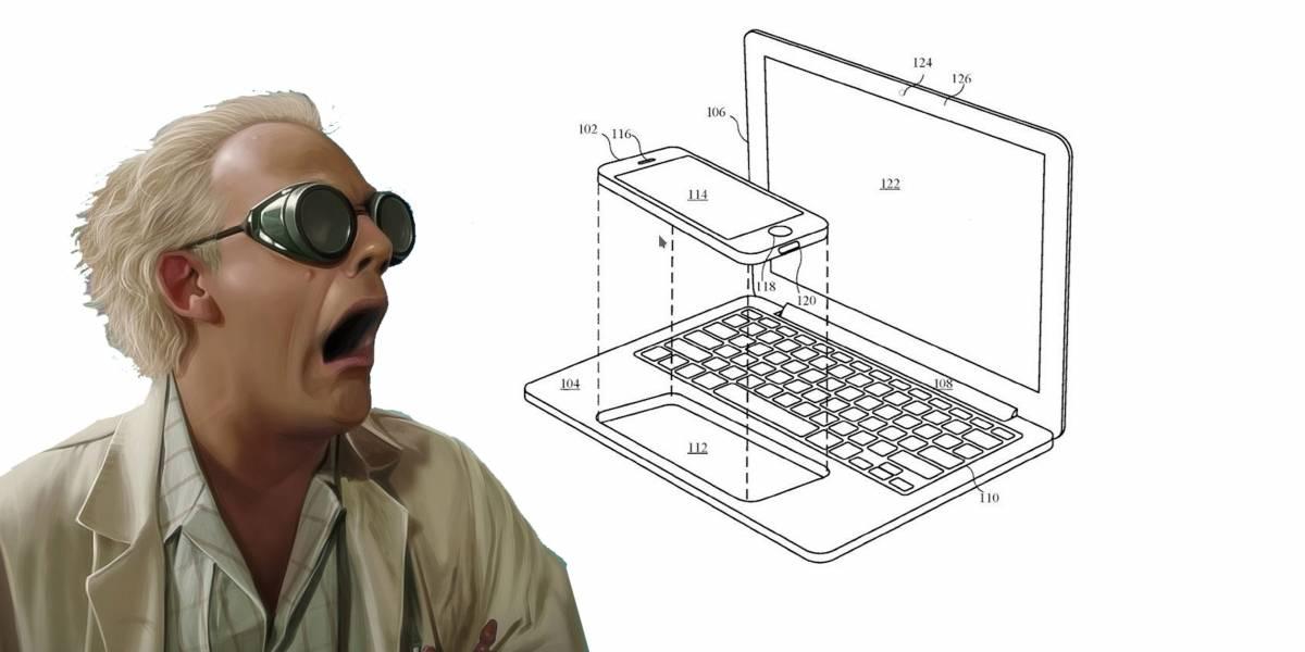 Apple trabajaría en prototipo que convierte tu iPhone en una Mac de escritorio