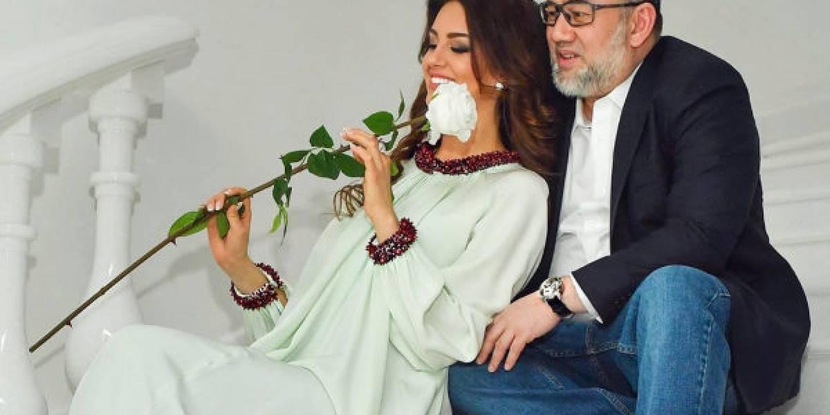La verdadera teleserie del matrimonio ya roto del rey de Malasia y Miss Moscú