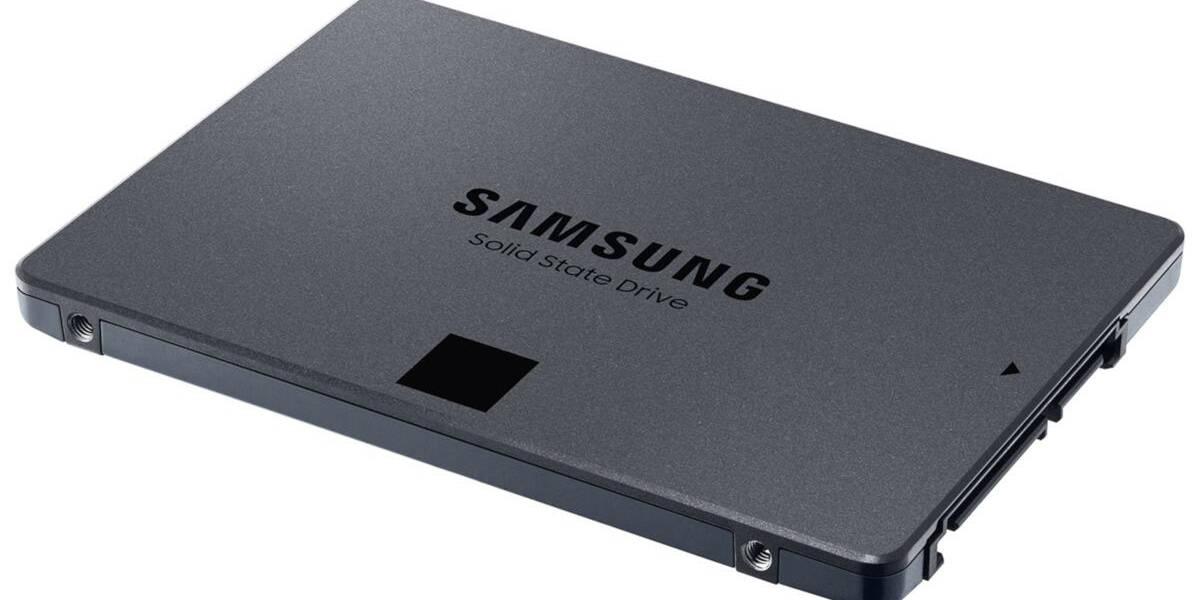 Samsung estrena un monumental SSD con 8 TB de almacenamiento