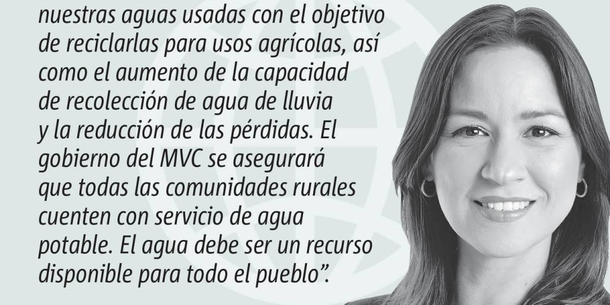 Opinión de Rosa Seguí Cordero: La crisis del agua: cuestión política