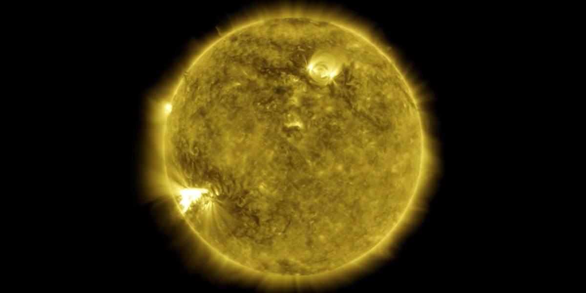 NASA: este es el compositor oficial del time-lapse de 10 años del sol