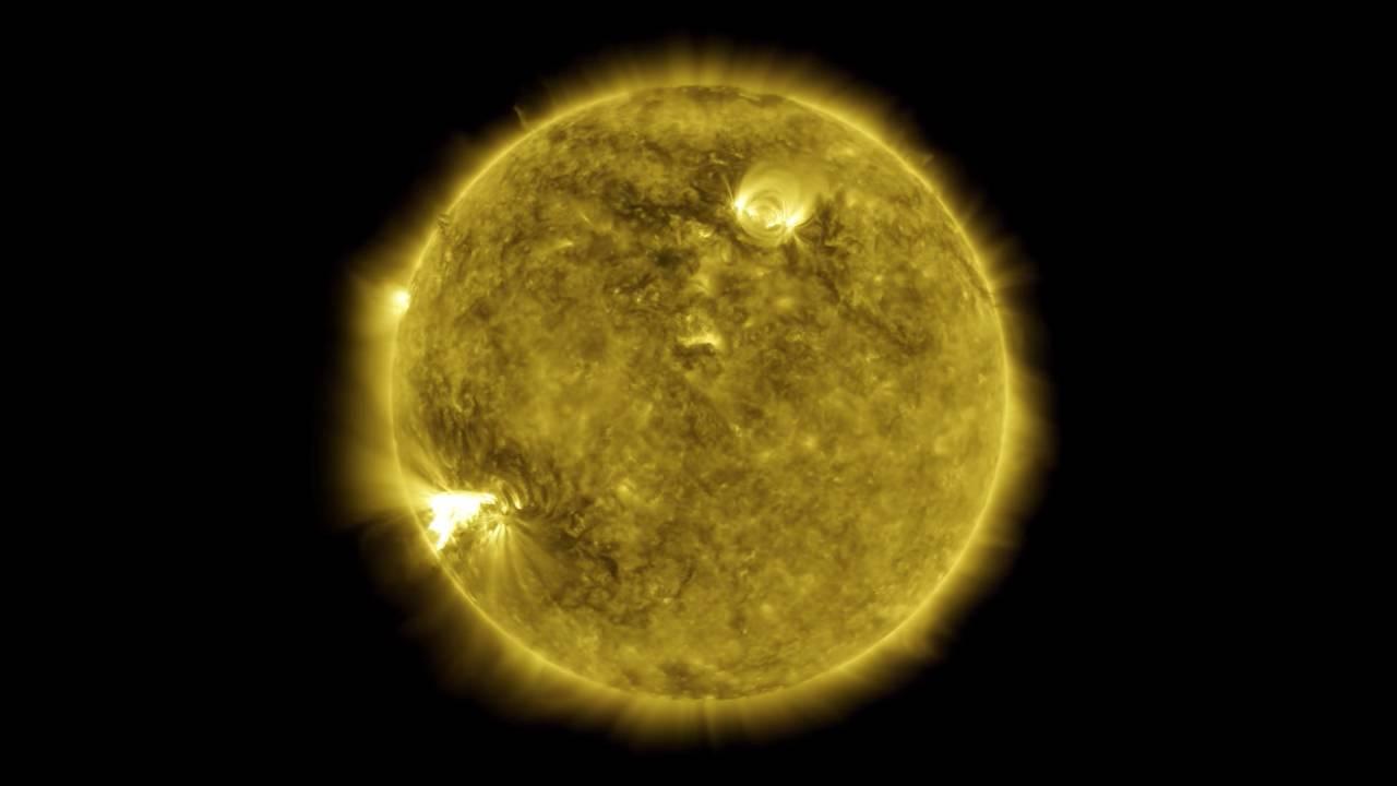 NASA Espacio Sol