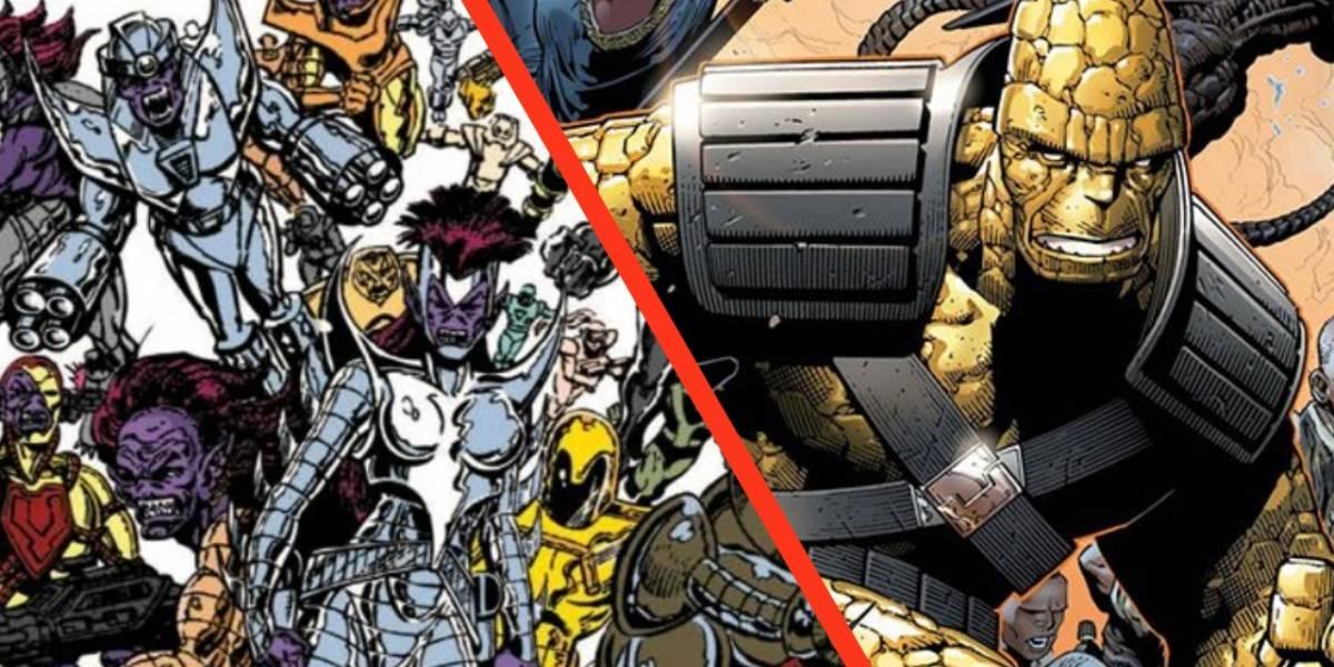Marvel: estas son las razas alienígenas más importantes y seguramente ni sabías de la existencia de la mitad