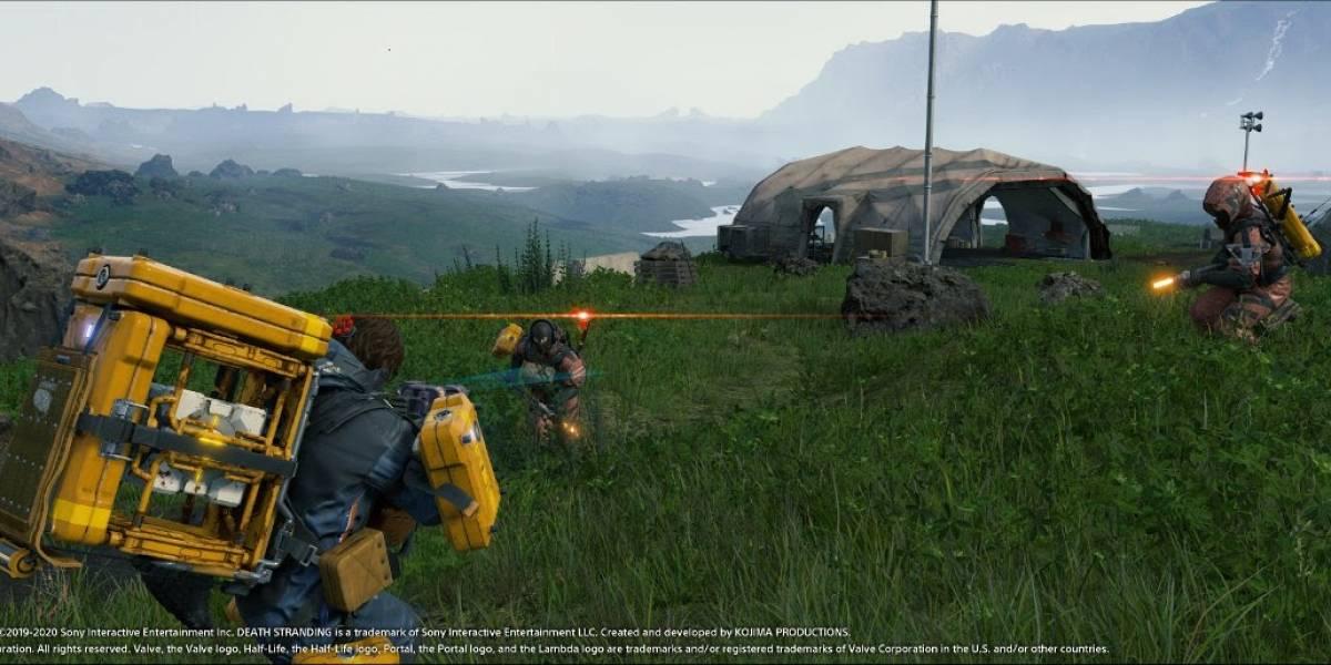 Game Death Stranding recebe tecnologia NVIDIA DLSS 2.0